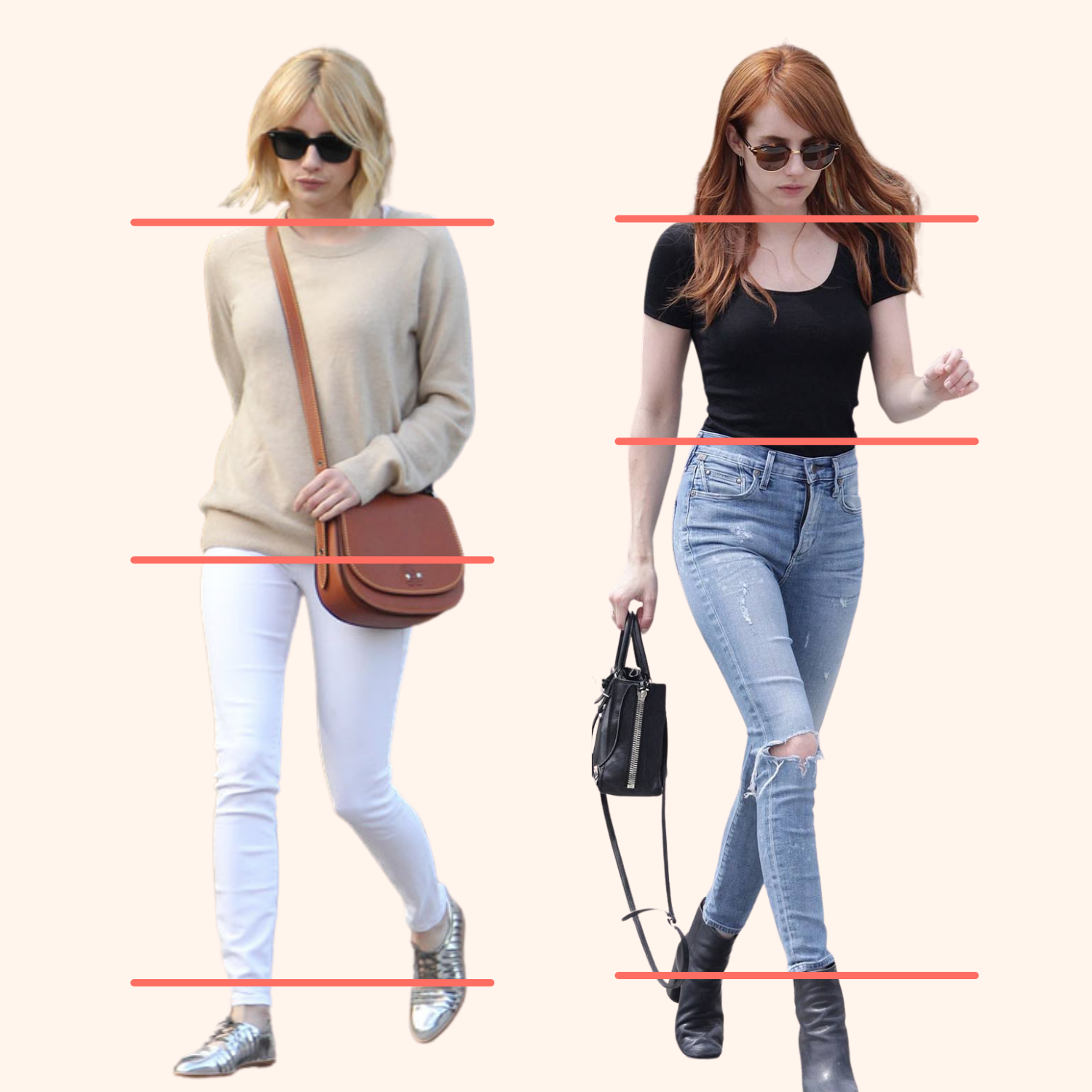 emma roberts rule of thirds